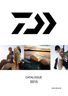 Daiwa Fishing Tackles 2015