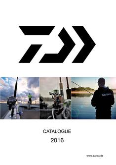 Daiwa Fishing Tackles 2016