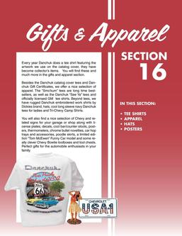 2015 Gifts, Novelties And Apparel