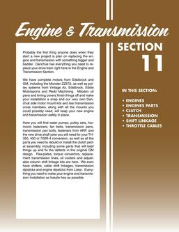 2015 Engine And Transmission