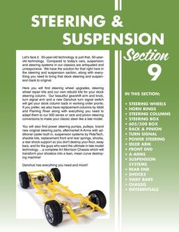 2015 Steering And Suspension