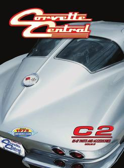 Corvette C2 1963 to 1967 Parts and Accessories No 2F