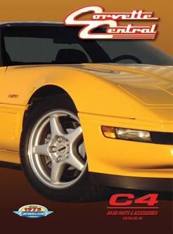 Corvette C4 84-96 Parts and Accessories 4G
