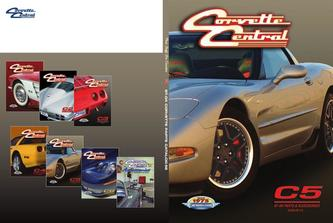 Corvette C5 1997-2004 Parts and Accessories 5D 2016