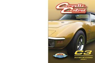 Corvette C3 1968 through 1982 Parts and Accessories 2016