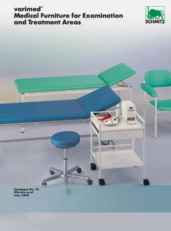 Medical Furniture for Examination and Treatment Areas