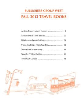 Fall 2013 Travel Books