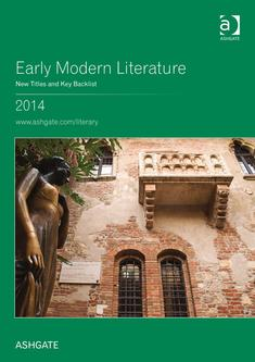 Early Modern Literature 2014