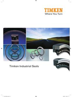 Large Bore Industrial Seals