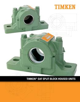 Timken SAF Housed Unit 2013