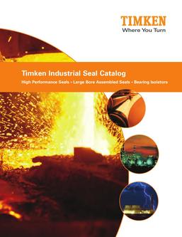 Large Bore Industrial Seals 2013