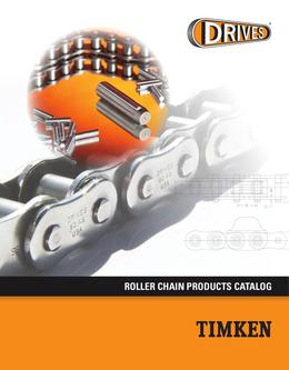 Drives Roller Chains 2013