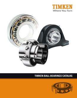 Timken Ball Bearings 2013