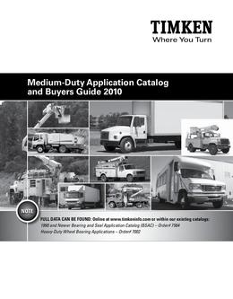 Medium-Duty Application Catalog and Buyer's Guide 2013