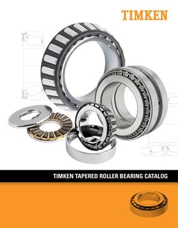 Timken Tapered Roller Bearings 2013
