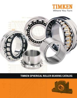 Spherical Roller Bearings 2013