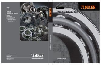 Bearing Specification Guide 2015