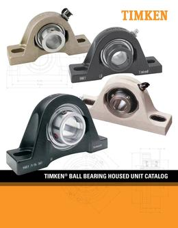 Ball Bearing Housed Units 2015