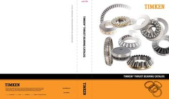 Thrust and Plain Bearings 2015