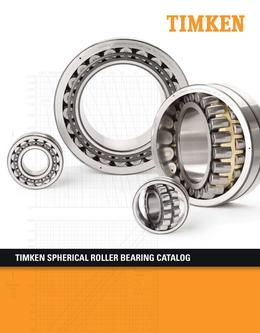 Spherical Roller Bearings 2015