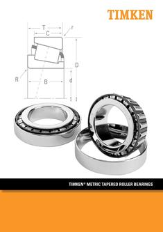 Metric Tapered Roller Bearings 2015