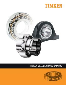 Timken Ball Bearings 2015