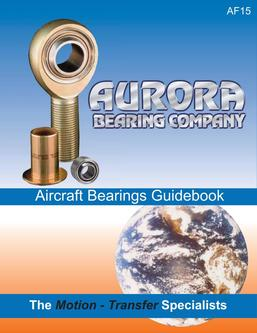 Aurora Bearing Aircraft AF15 Guide