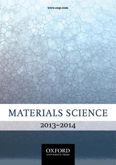 Materials Science 2013/14