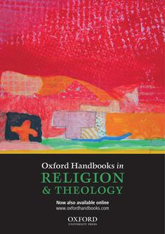 Oxford Handbooks in Religion & Theology