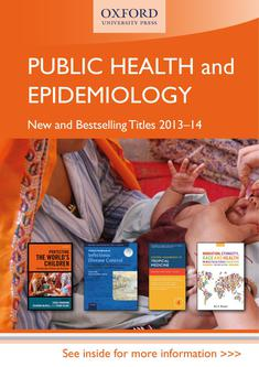 Public Health and Epidemiology 2013/14
