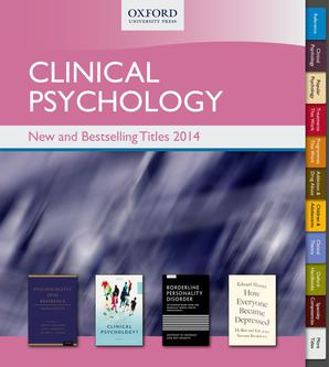 Clinical Psychology 2013
