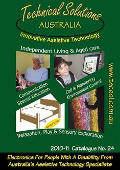 Catalogue: Technical Solutions Australia Electronics for people with a disability