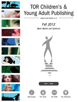 Tor Children's and Young Adult Fall 2012
