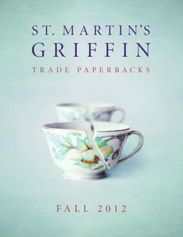 St. Martin's Griffin Fall 2012