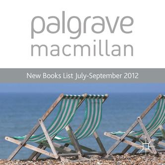 New Books list: July-September 2012