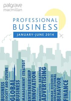 Professional Business Books January-June 2014