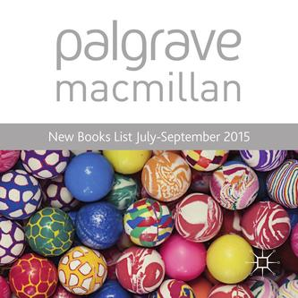 New Books July-September 2015