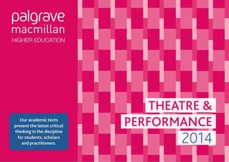 Higher Education Theatre and Performance 2014