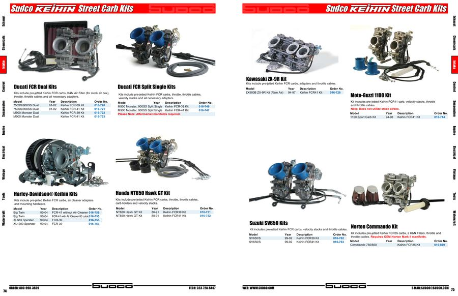 Page 39 of Model Replacement and Performance Parts No  35