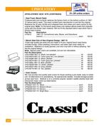1967 - 1972 Chevy Truck Parts