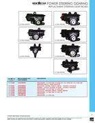Newstar power steering parts