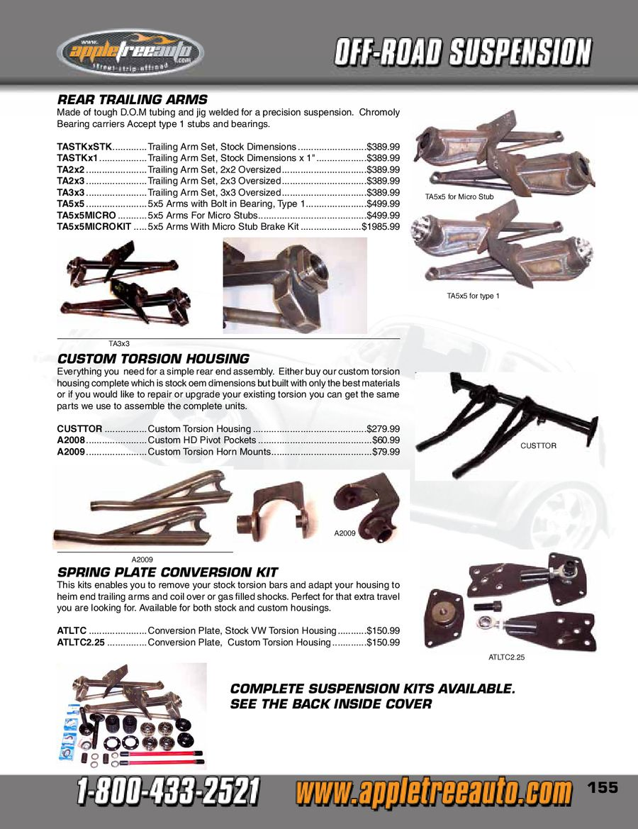 Page 155 of 2011 Dune Buggy & Aircooled VW Parts