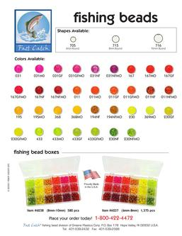 Fast Catch™  Beads for Fishing