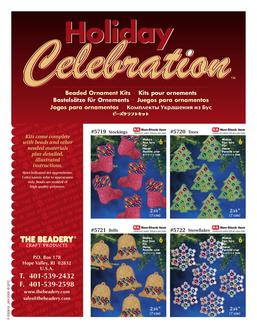 Holiday Celebration™ Christmas Ornament Kits