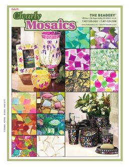 Clearly Mosaics™ Mosaic Pieces, Kits, Accessories