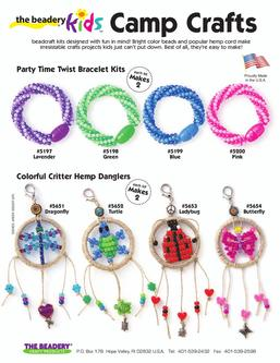 TheBeaderyKids	Crafts