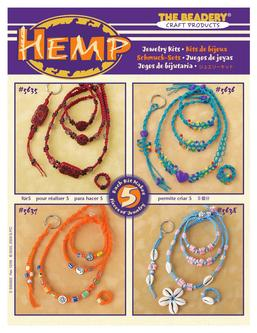 Hemp Jewelry Kits & Cord