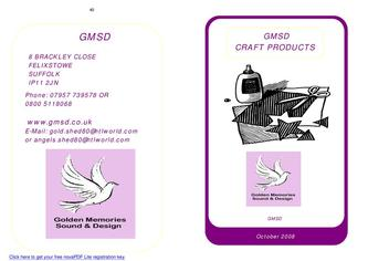 Craft Products 2008