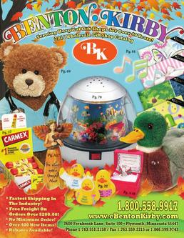 2011 Wholesale Gift Shop Catalog