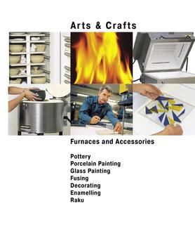 Catalogue: Keison Products Arts & Crafts Furnaces and Accessories